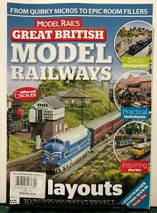 Details about Model Rail's Great British Model Railways Layouts UK Vol 4  2016 FREE SHIPPING JB