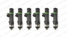 Set Of 6 Bosch 24LB EV14 Long Upgrade Fuel Injector Part # 0280158075 6E5E-A5B