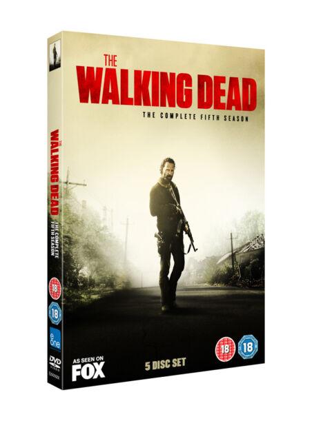 The Walking Dead - Season 5 DVD for sale online  8b2b0e39f67d8