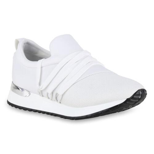 Damen Sportschuhe Glitzer Laufschuhe Fitness Sneaker Turnschuhe 826248 Trendy