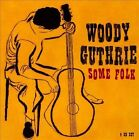 Some Folk [Box] by Woody Guthrie (CD, Sep-2006, 4 Discs, Proper Box (UK))