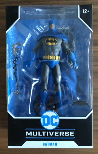 McFARLANE TOYS DC Multi-Univers Costume Bleu VARIANT Batman Detective Comics en main!