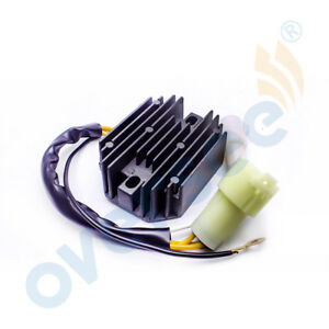 Details about New Outboard Rectifier / Regulator 32800-87J00 For Suzuki  Outboard Engine Part