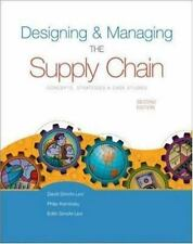 Designing and Managing the Supply Chain w Student CD-Rom