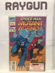 Spider-Man-Mutant-Agenda-1-NM-1st-Print-Marvel-Comics