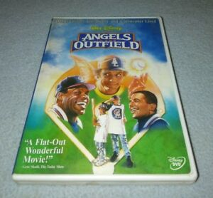 Angels-In-the-Outfield-DVD-2002-RARE-oop