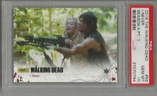 2016 The Walking Dead I Never Season 4 Pt. 1 PSA 10
