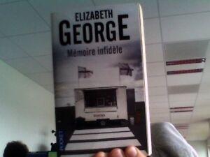 Memoire-infidele-de-Elizabeth-George-Livre-d-039-occasion