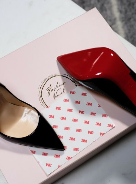 870c4dfc630 3M invisible clear sole protectors for Red Sole Louboutin Heels Shoes