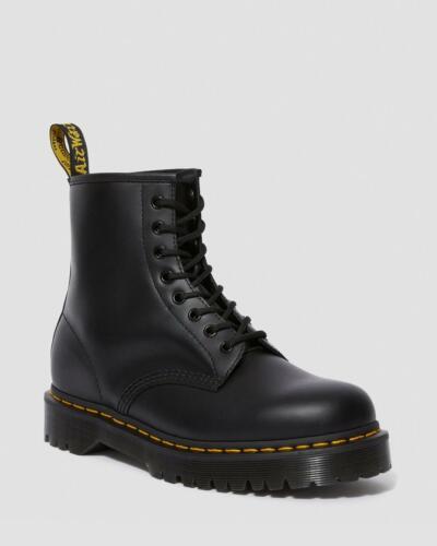 Martens 1460 BEX Leather Black Smooth Unisex size UK10 US11-12 Eu45 Dr
