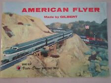 American Flyer No. D1866 Original Consumer 1956 Catalog