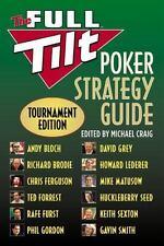 The Full Tilt Poker Strategy Guide by Ted Forrest, Chris Ferguson, Richard Brod…