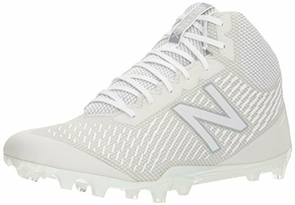 New Balance Men's BURN Mid Speed Lacrosse shoes