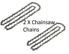 "2 x Chain Saw chain for McCulloch ElectraMac312 314 316 330 335 340 414 12""/30cm"