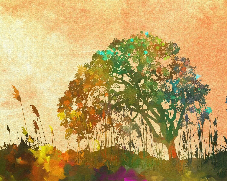 3D Graffiti Baum Baum Baum Kunst 933 Tapete Wandgemälde Tapeten Bild Familie DE Lemon   Hervorragende Eigenschaften     db7e18