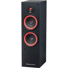 "Cerwin Vega SL-28 Dual 8"" 2 Way Floor Standing Tower Speaker 300 Watt Theater"