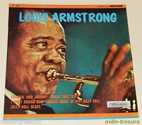 45 tours : Louis ARMSTRONG - Frankie and Johnny - Drop that sack - DISQUE ANTAR