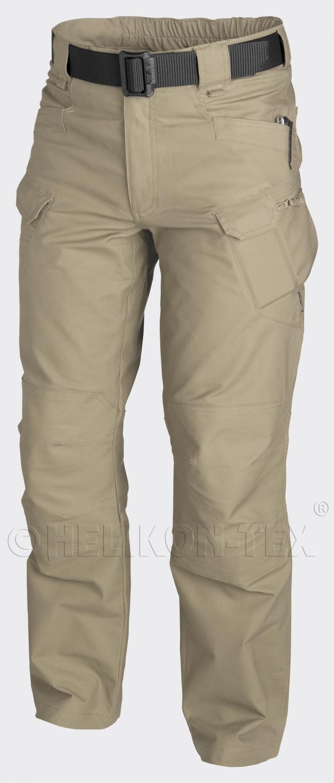 HELIKON TEX UTP PANTS URBAN TACTICAL PANTS UTP Outdoor Trousers Hose Khaki Large Long b666bd