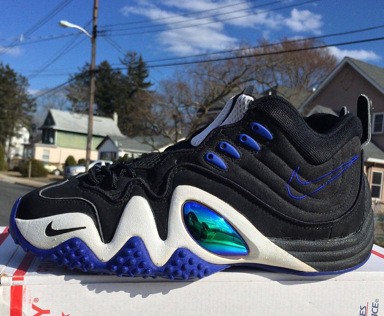 1997 Og Nike Air Zoom Flight Five V Jason Kidd 130701-041 uptempo force Max