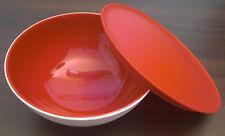 Tupperware C 156 Allegra 275 ml Schüssel mit Deckel Rot / Weiß Neu OVP