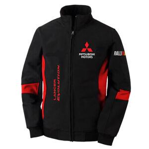 mitsubishi lancer evolution summer autumn  jacket