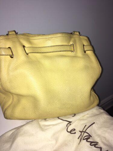 Leder Handtasche Cole Gelbem Aus Haan xZpWgAqf