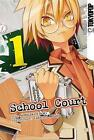 School Court 03 von Takeshi Obata und Nobuaki Enoki (2016, Taschenbuch)