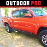 2005-2020 For Toyota Tacoma Double Cab Side Steps Nerf Bars Running Boards