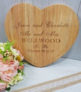 Personalised-Engraved-Bamboo-Wooden-Chopping-Cheese-Board-Anniversary-Engagement