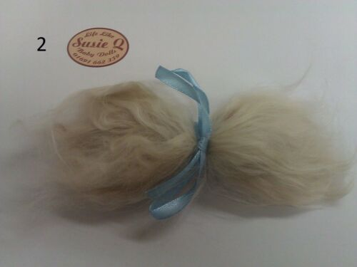 ERIN 2 PACK SUSIE Q SURI ALPACA HAIR COMBED AND WASHED 2 X 1//2OZ