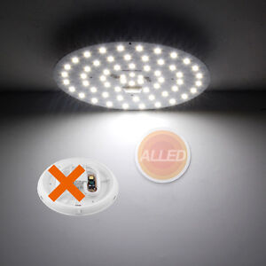 12V-LED-2D-Flourescent-Tube-Replacement-Oyster-Light-Cabin-Dome-DownCeilingLamp
