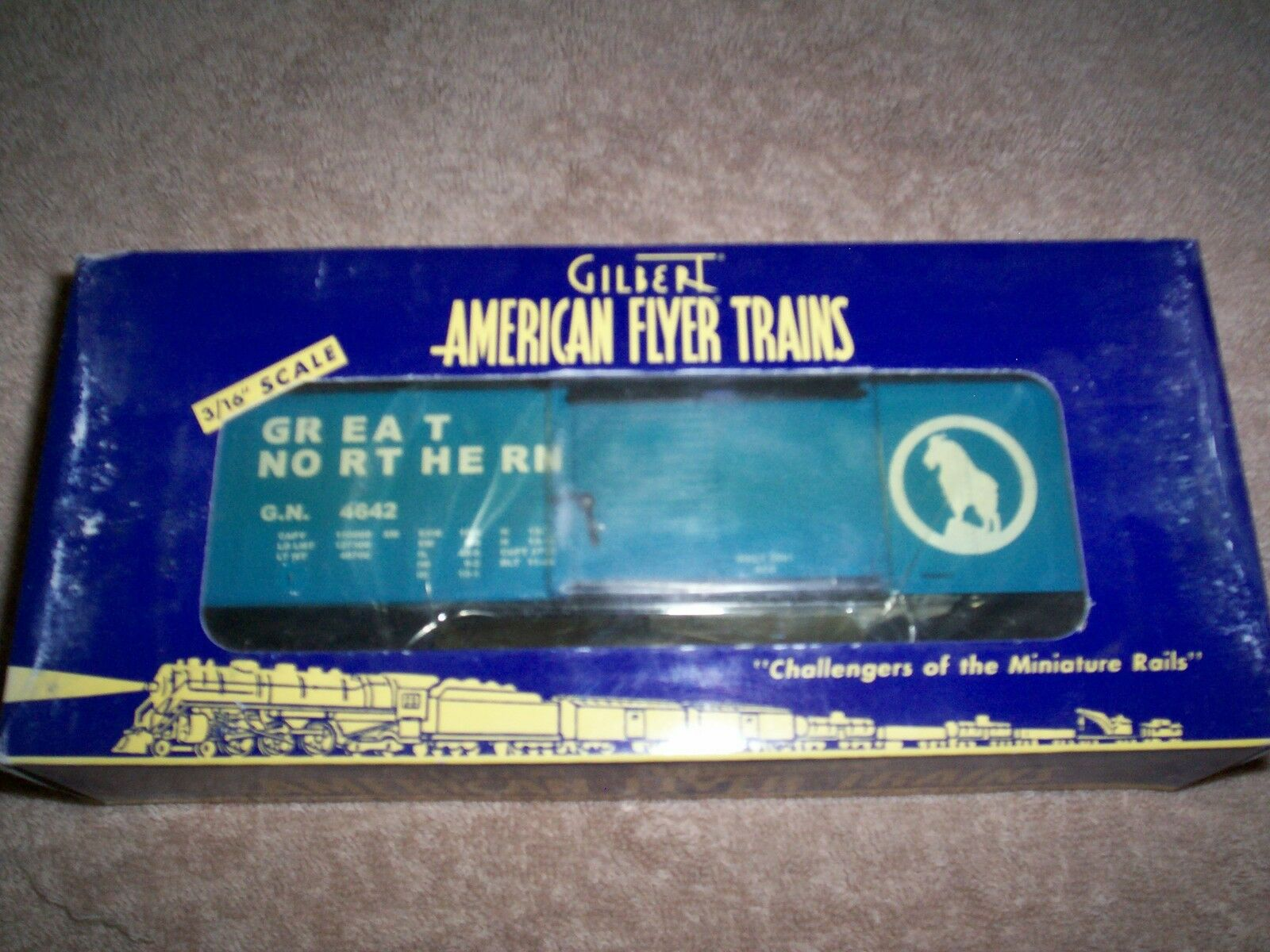 American Flyer Great Northern Box Car