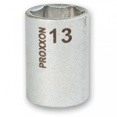 Proxxon 6mm 1/4 Drive Socket - 478042  by tyzacktools