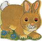 Pocket Bunny by M. Twinn (Board book, 1995)