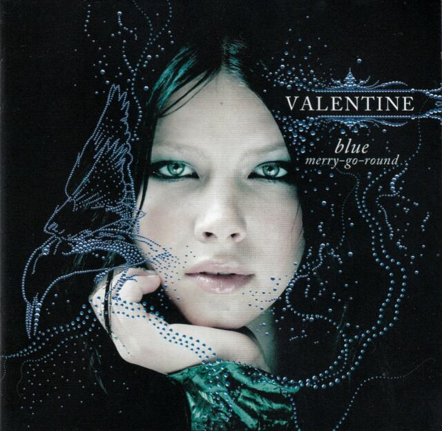 VALENTINE : BLUE MERRY-GO-ROUND / CD - TOP-ZUSTAND