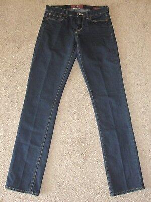 Lucky Brand Many Sizes Sofia Straight Stretch Denim Blue Womens Jeans New$99