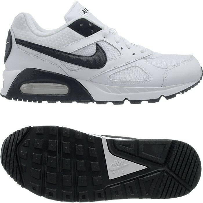 Nike Air white/black/casual Max Ivo men's sneakers white/black/casual Air shoes trainers NEW ede4a8