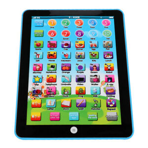 Educational-Learning-TABLET-Baby-IPAD-Toys-Pink-Gift-For-1-6-Year-Kids-Children
