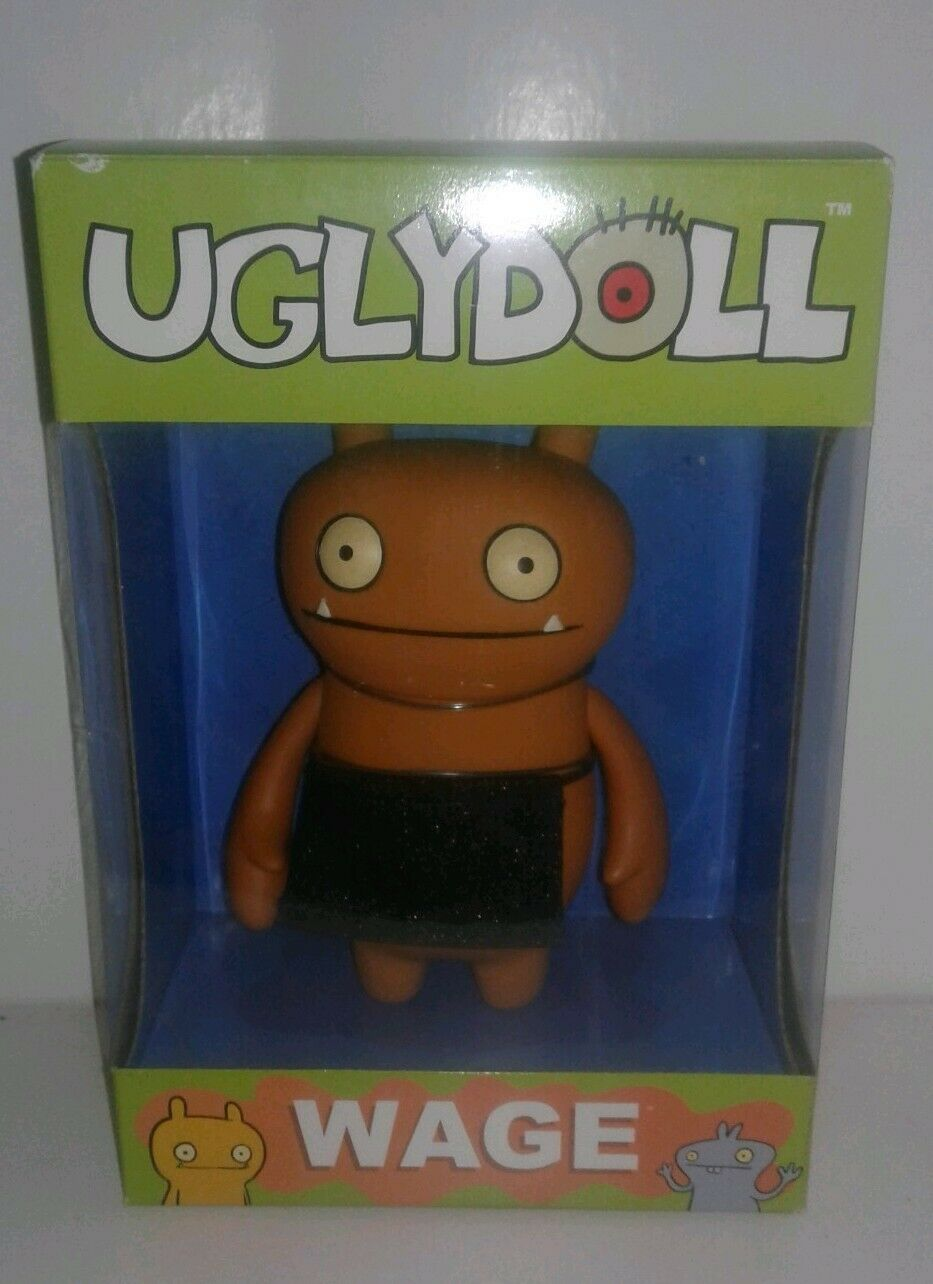 Uglydoll Wage 7  Critterbox 2004 Figure