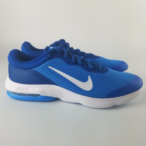 Nike Air Max Advantage GS Running Shoes NEW Youth Italy Blue Gym Blue 884524-400