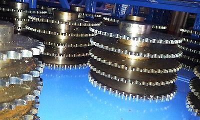 Material C 45 außengehärtet Kettenrad Typ 12-A Zähnezahl 30 ETKR-12A-30 ASA 60