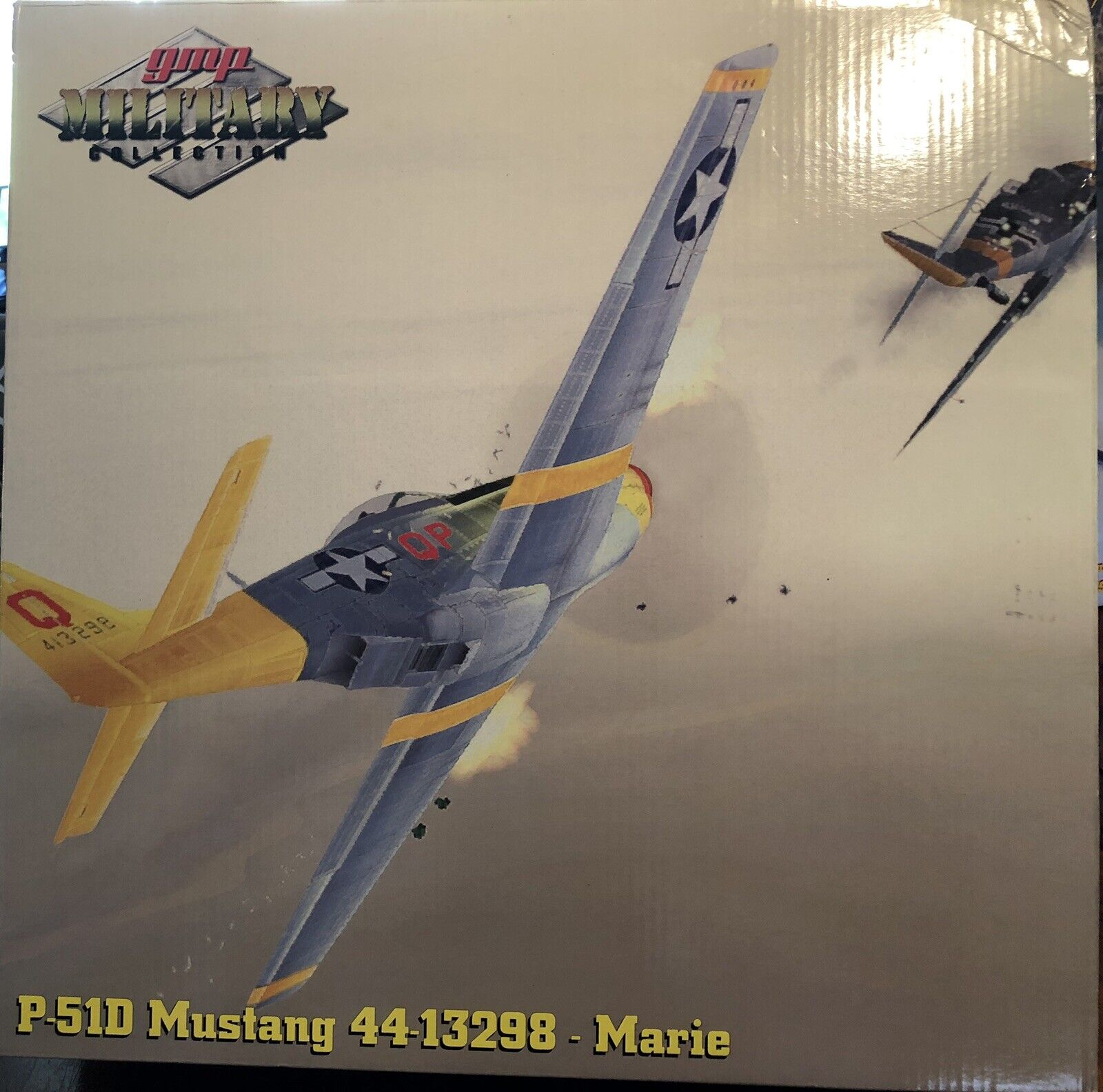 GMP Military Collection, 1 35 Scale P-51D Mustang 44-13298-Marie