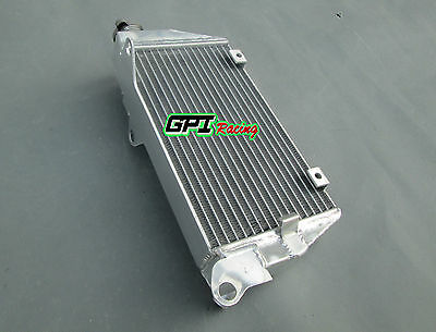 Aluminum Radiator for Kawasaki KLR650 KLR 650 1987-2007 88 89 00 01 02 03 04 05