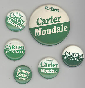 Vote For Carter Ford Will Pardon You Pnback Button