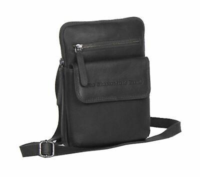 The Chesterfield Brand Aden Shoulderbag Umhängetasche Black Schwarz SchnäPpchenverkauf Zum Jahresende