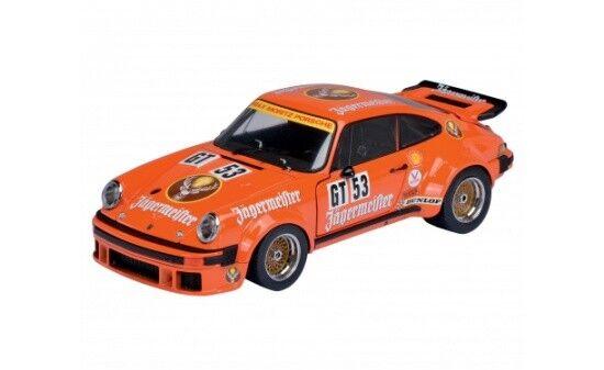 Schuco Porsche 934 rsr  Maestro Cazador  (00335) - 1 18