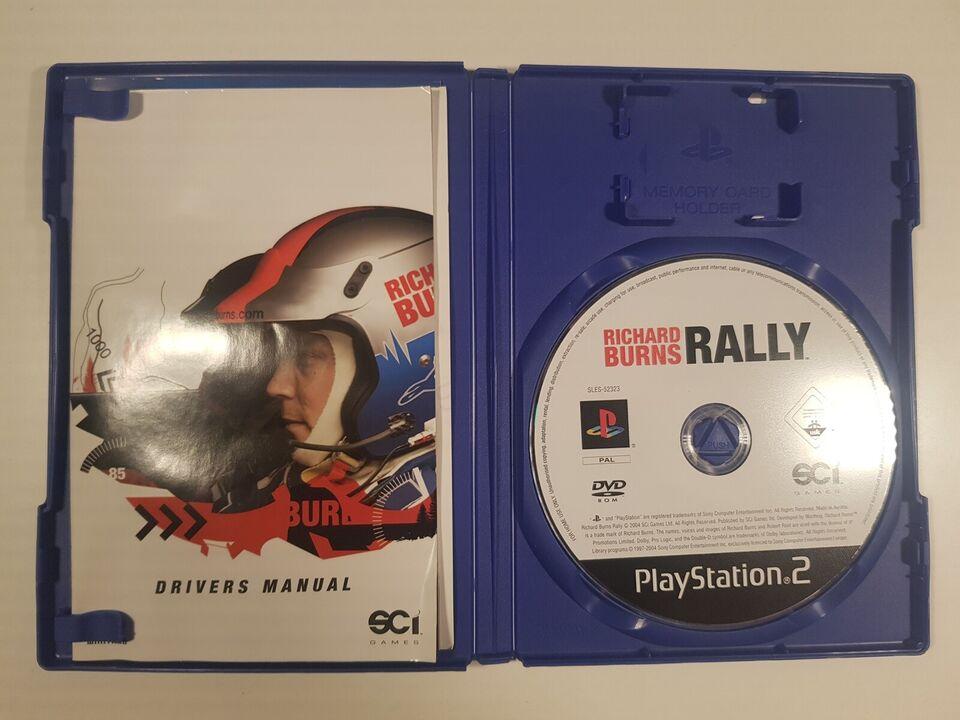 Richard Burns Rally, PS2