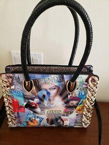 Magazine Handbag Purse