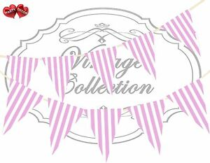 Coleccion-Vintage-Candy-Pink-and-White-Stripes-tematica-Banderas-Banner-Bunting-15