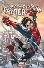 The Amazing Spider-Man The Parker Luck by Dan Slott (2014, Paperback) NEW!